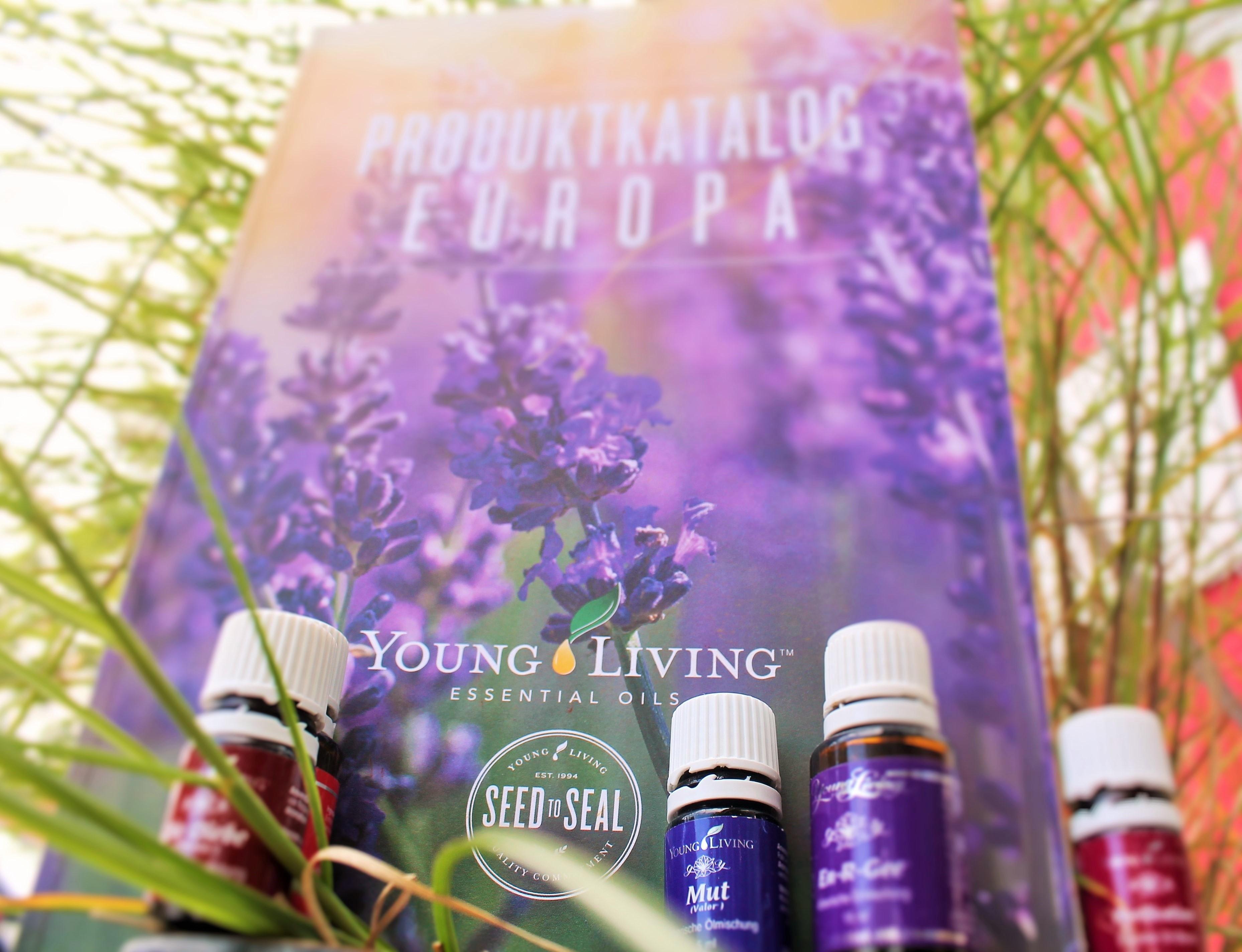 Ätherische Öle von Young Living