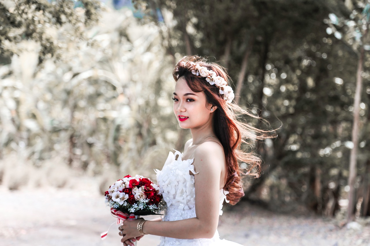 Braut-Styling: Wir machen aus Bräuten…